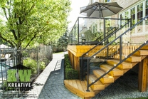 Kreative Woodworking Deck and Railing