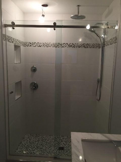 Review Of Delfabulous Home Improvements Inc Bathroom Renovation In North Vancouver Homestars