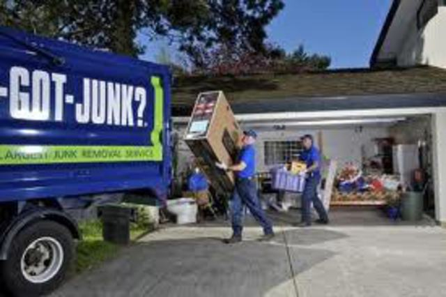 1 800 Got Junk Calgary Junk Removal In Calgary Homestars