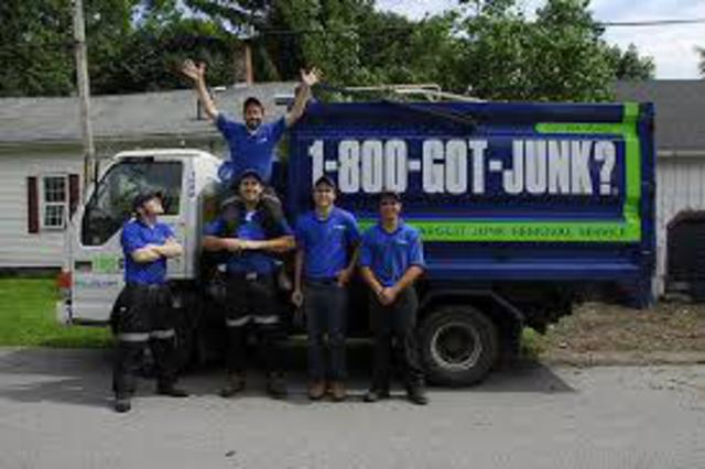 1 800 Got Junk? Calgary | Junk Removal in Calgary | HomeStars