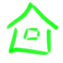 Universal House Improvement's logo