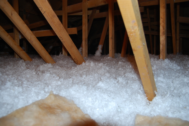 Attic Insulation Review Of Affordable Insulation