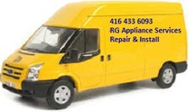 Rg Appliance Services's logo