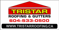 Tristar Roofing & Gutters's logo