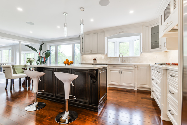 Review of the granite spot countertops in mississauga for Perfect kitchen mississauga