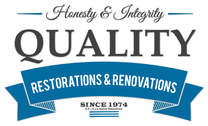 Quality Restorations Co's logo