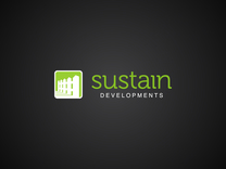 Sustain Fence and Decks's logo
