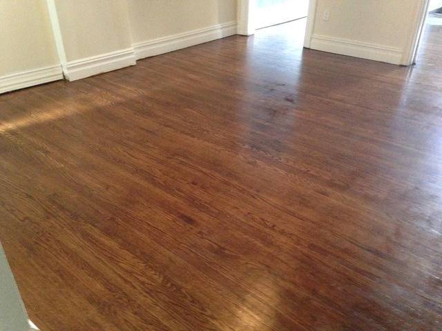 Review of wooden floors by malcolm floor laying for Hardwood floors hamilton