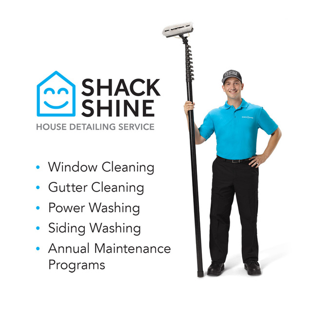 Shack Shine Window Amp Gutter Cleaning In Burnaby Homestars