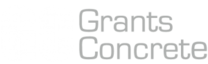 Grants Concrete's logo