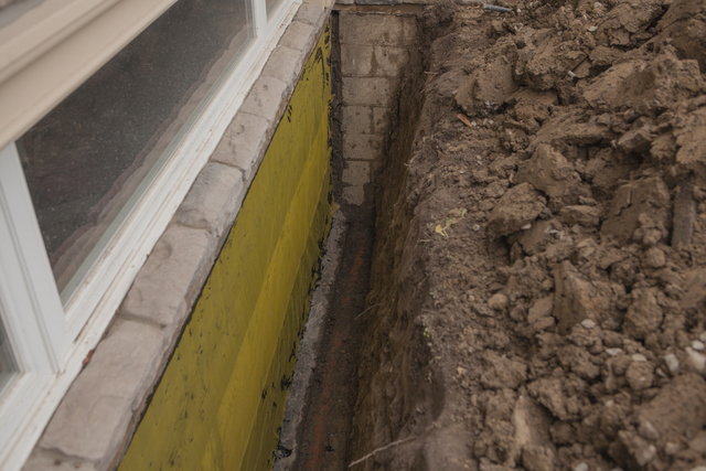 basement waterproofing gallery