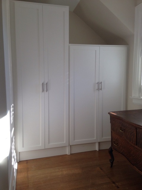 Review of tailored living toronto cabinetry millwork for Ample closet space