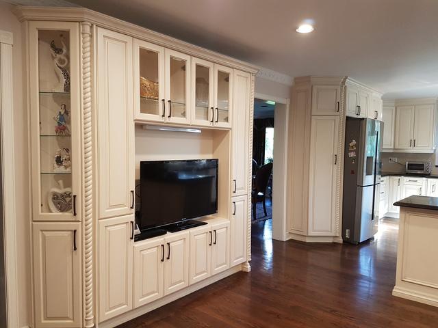 Review Of Kitchen Pro Kitchen Bathroom Cabinets Design In Markham Homestars