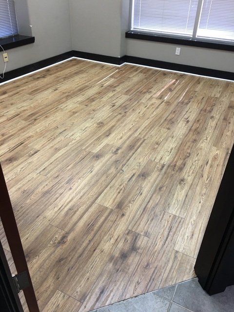 Review of magic touch flooring ltd floor laying for Happy floors tile reviews