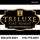 TRILUXE Fine Homes