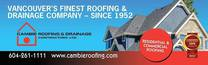 Cambie Roofing Contractors's logo