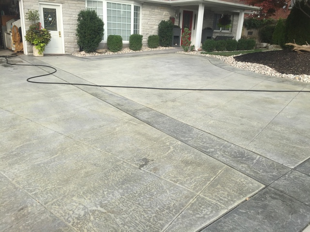 Review of concrete contractors in for Concrete home contractors