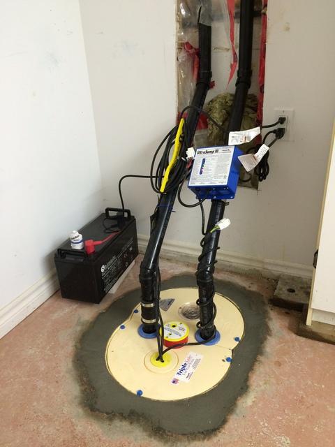 review of clarke basement systems waterproofing in east