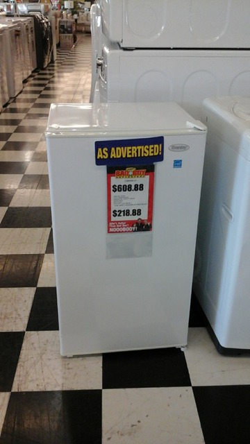358578 Sold Appliances Review Of Lastman S Bad Boy