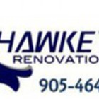 Hawkeye's Renovations's logo