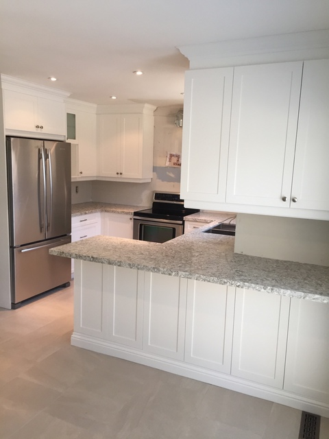Review of counter measures kitchen planning renovation for Renovation review
