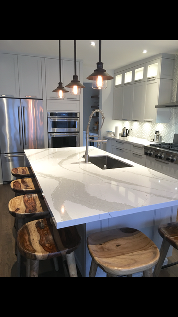 Kitchen Renovation Review Of Sky, Sky Kitchen Cabinets Lorimar Drive Mississauga On