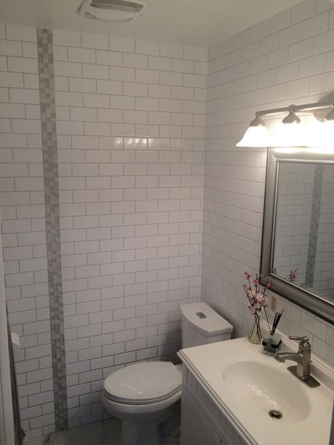 Review of vamar construction inc bathroom renovation in for Renovation review