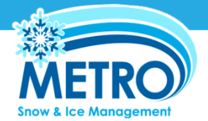 Metro Snow & Ice Management's logo