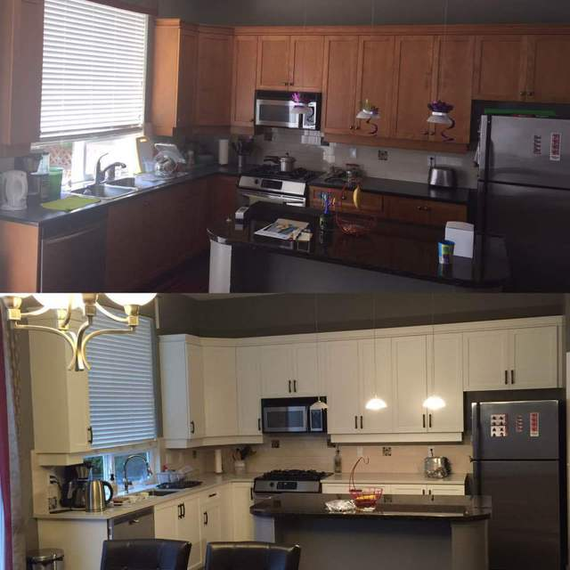 Review of kitchen canvas kitchen bathroom cabinets for Bathroom cabinets surrey bc