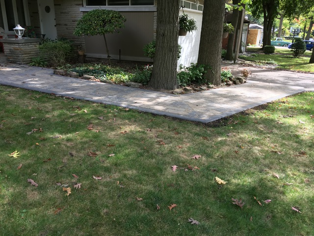 Review of delta classic homes inc decorative concrete for Classic homes reviews