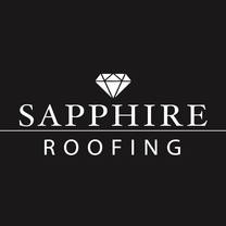 Sapphire Roofing's logo
