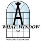 What A Window Ltd. Windows And Doors Toronto Installation Service's logo