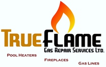 True Flame Gas Repair Services Ltd.'s logo