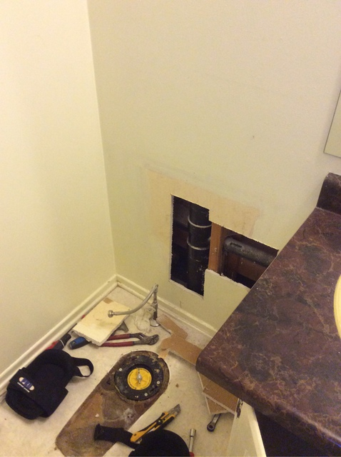 Review of ds plumbing bathroom renovation in ottawa for Renovation review