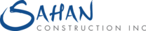 Sahan Construction Inc.'s logo