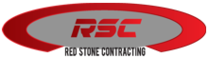 Red Stone Contracting's logo