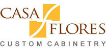 Casa Flores Cabinetry's logo