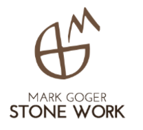 Mark Goger Stone Work's logo