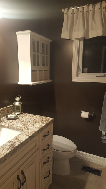 Review of the renovators of canada bathroom renovation for Renovation review