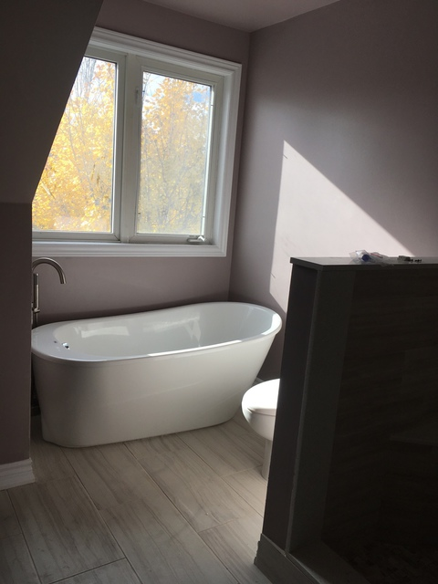 Review of hidri contracting bathroom renovation in for Renovation review
