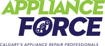 Appliance Force Calgary's logo