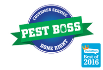 Pest Boss's logo