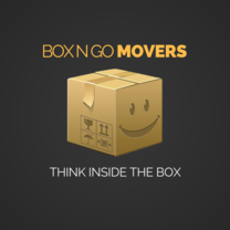 Box N Go Movers 's logo