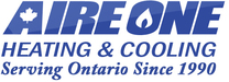 Aire One Heating & Cooling KW's logo