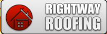 Rightway Roofing's logo