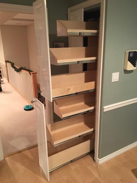 Shelf Genie Of British Columbia Closet Amp Storage