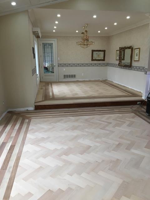 Review of brabus hardwood flooring general contractors for Happy floors tile reviews