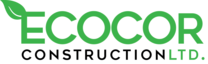 Ecocor Construction's logo