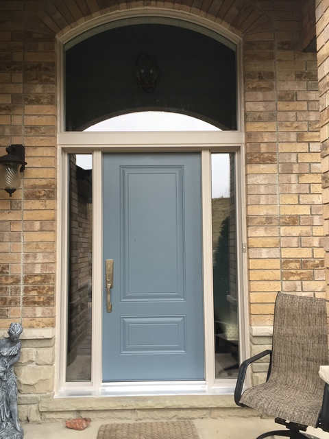 Front Entrance To Home Review Of Pollard Windows Inc