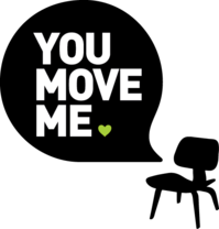 You Move Me Vancouver's logo